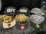 Snapback NF,Tapout,Puma,UFC,  100% original !!!