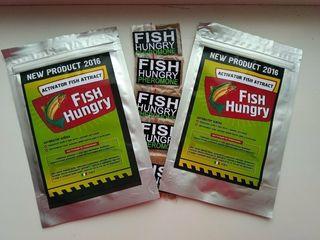 Fish Hungry-Активатор клёва