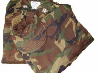 Комплект военной одежды для мужчин Италия Woodlend (оригинал)