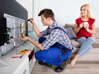 Reparatia LED în televizoare.Ремонт подсветки, замена светодиодов LED в телевизорах.