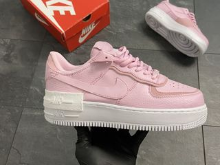 Nike Air Force 1 Shadow Pink & White Women's