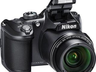 Фотоаппарат компактный Nikon B500bk