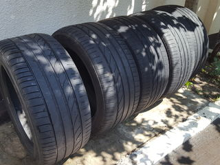 R19 285 45 2 шт.  R19 255 50 2 шт.   BMW X5   все  4 шт.165 евро.  Bridgestone