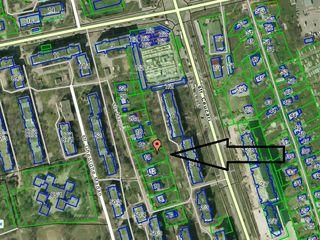 Участок в Кишиневе 10 соток под строительство. Рассрочка. Обмен