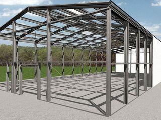 Structurile metalice- hangar, hala, depozit