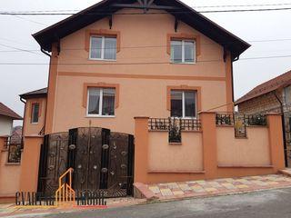Spre vinzare casa cu 2 nivele in or. Cricova, full mobilata si echipata, 272 m.p.! 135 000 €