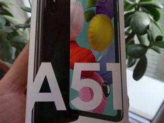 Samsung A51 2020  Nou Sigilat  Запечатанный !!!