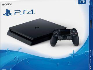 Playstation 4 500gb - 1Tb + игры/аксессуары