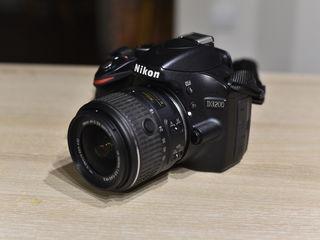 Nikon D3200 + kit 18-55mm
