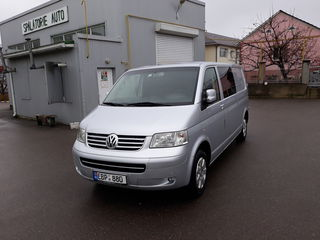 Volkswagen T-5 long