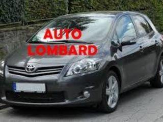 Lombard auto,  fara  deposedare