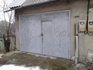 Garaj capital 3,5 x 6 cu subsol, în o. Fălesti, 2000 e.