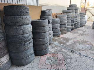 Продаются разные шины Общее количество 100 штук, 7500 лей  за все.