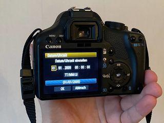 Canon 500D fara defecte
