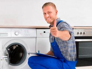 Reparația mașinilor de spălat la domiciliu. Urgent. Calitativ .