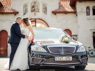 Mercedes-benz S-class, auto nunta, cel mai bun pret!!! 068723333