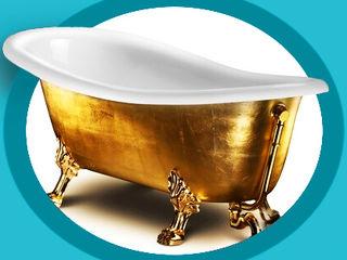 Реставрация ванн Restaurarea cazilor de baie 11