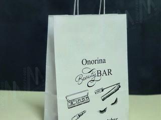 Бумажные пакеты с логотипом!