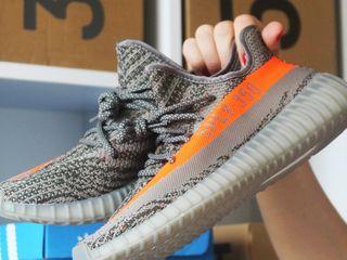 Adidas Yeezy boost 350 Gray Unisex