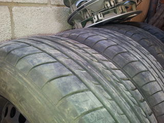 215-65-16 Dunlop 4шт made in Germany, 99% Protector+ Discuri+Capace Nissan Originale-280 euro.