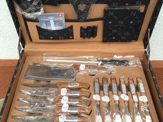 набор професиональных ножей