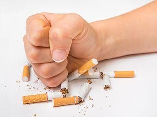 Мы поможем Вам бросить курить!