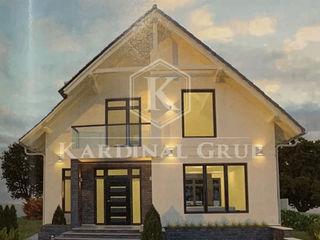 Vânzare casă 260 mp, versiune albă, teren 6 ari, Colonița!