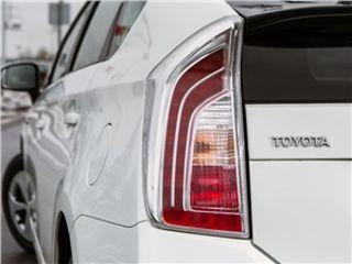 240€ пара задний фонарь Toyota Prius 30