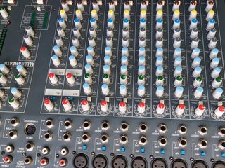Allen heath mixer activ