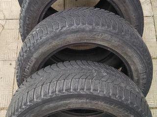 Vind anvelope iarna Michelin Alpin A4 stare foarte buna!!! 205/55/R16