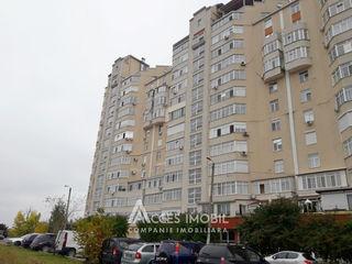 Apartament în 2 nivele! bd. Mircea Cel Bătrân, 3 camere + living. Euroreparație!