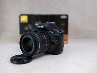 Nikon D3400 kit (2500 de cadre)
