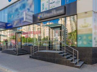 Chirie, str. Ismail, spațiu comercial,142 m.p, parcare, panoramă, 2000€