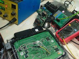Диагностика. выезд .заводка 300 лей..hybrid cars hybrid battery control module.