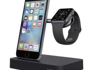 Încărcător pentru iPhone și ceas Apple