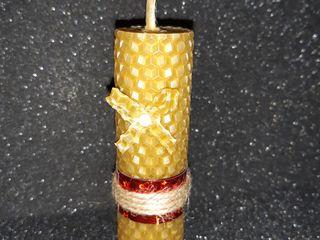Восковые свечи для особых случаев.