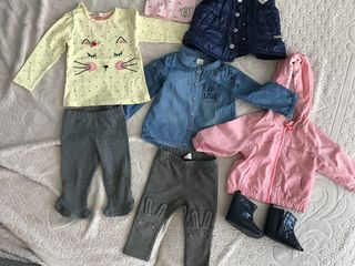 Hainute pentru fetita ,6-9 luni