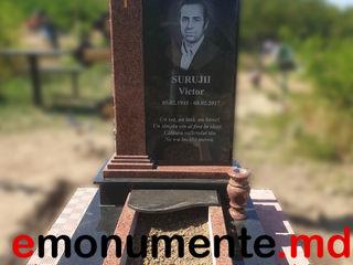 Monumente funerare din granit natural la preț avantajos!
