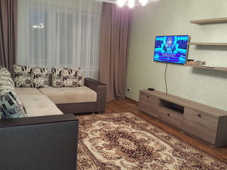 Не агентство. Dam in chirie apartament cu o camera in bloc nou 60 кв Alba-Iulia . Apartament mobilat