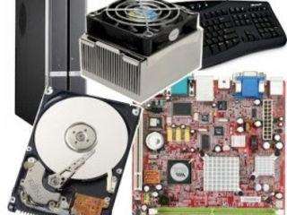 Все комплектующие для ноутбуков: матрицы, батареи, зарядки, клавиатуры.