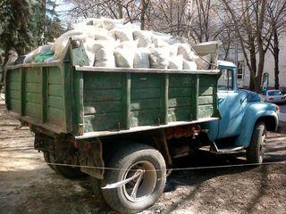 De la 250 lei.Bus-Zil-Kamaz, Evacuarea deșeurilor de construcții!