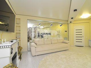 Ofertă unică!! 1 cameră+living, design individual, Buiucani !!