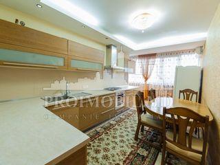 Apartament cu 2 niv.+5 camere, Saună+Jacuzzi, sect. Rîșcani
