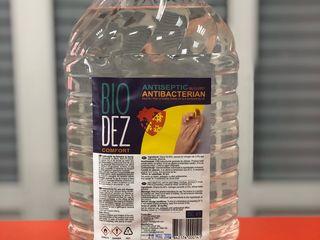 Dezinfectant gel 5l -300lei / antiseptic pentru maini si suprafete!!! livram!