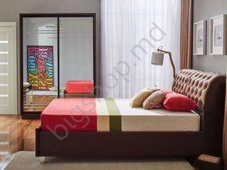 Dormitor Ambianta Frankfurt Wenge 160, cumpara in Credit !