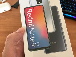 Продам Redmi Note 9 Pro в идеальном состоянии (есть все документы, гарантия) Tropical Green