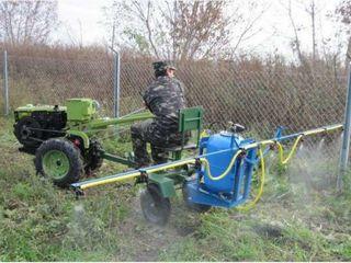 Садо-полевой опрыскиватель мотоблочный и мототракторный .stropitor pentru motoblok
