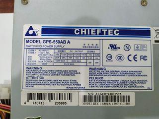PSU Chieftec 550W / блок питания Chieftec 550W