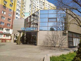 Spațiu comercial, sect. Rîșcani, bd. Moscova, 430 mp, 6 €/mp