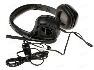 Продам БУ гарнитуру (наушники с микрофоном) Plantronics Audio 355 Multimedia Headset